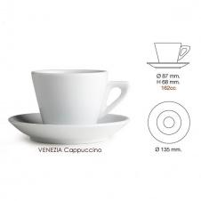 Šálek Nuova point Venezia cappuccino