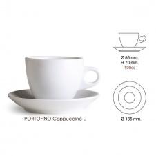 Šálek Nuova point Portofino cappuccino L