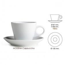 Šálek Nuova point Modena cappuccino
