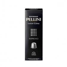 PELLINI Supremo pro Nespresso 10ks