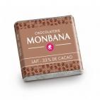 Monbana čokoláda mléčná 200ks