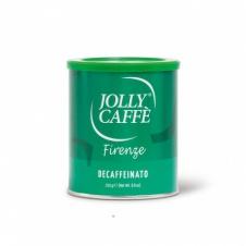 Jolly Caffé Crema Decaffeinato - 250g, mletá káva