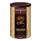 Monbana horká čokoláda Tanzanie 500g