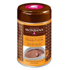 Monbana tradiční francouzská horká čokoláda 250g