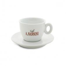 Šálek Nannini cappuccino s podšálkem