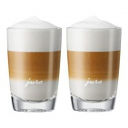 JURA set sklenic na Latte Macchiato 220ml