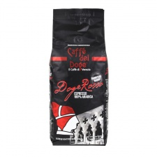 Caffé del Doge Rosso - 1 kg, zrnková káva