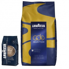 Lavazza Gold Selection - 1kg, zrnková káva