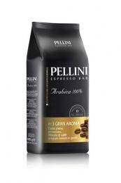 Pellini Gran Aroma N. 3 - 1kg, zrnková káva