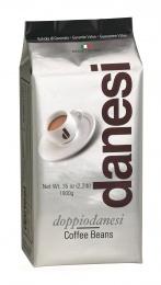 Danesi Doppio - 1kg, zrnková káva