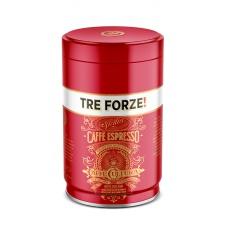 TRE FORZE! - doza 250g, zrnková káva