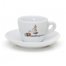 Šálek Passalacqua espresso s podšálkem