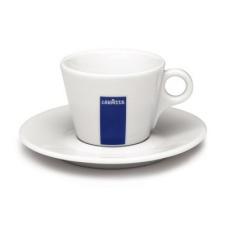 Šálek Lavazza espresso lungo s podšálkem