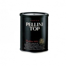 Pellini TOP 100% Arabica - 250g, mletá doza