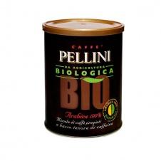 Pellini Biologica 100% Arabica - 250g, mletá doza