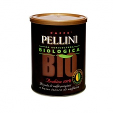 Pellini TOP 100% Arabica Organic - 250g, mletá doza
