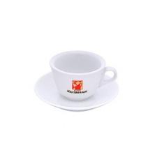 Šálek Hausbrandt cappuccino