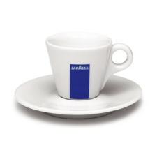 Šálek Lavazza espresso s podšálkem
