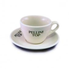 Šálek Pellini TOP espresso s podšálkem