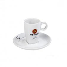 Šálek TRE FORZE! espresso