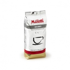 Musetti caffé Evoluzione - 1kg, zrnková káva